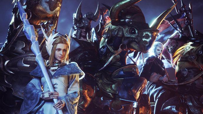 Final Fantasy XIV: A Realm Reborn (Trailer)