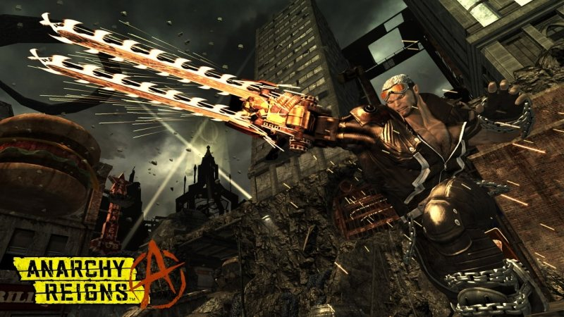 Anarchy Reigns (Trailers)