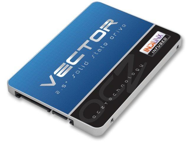 OCZ lanza a su serie Vector de SSDs