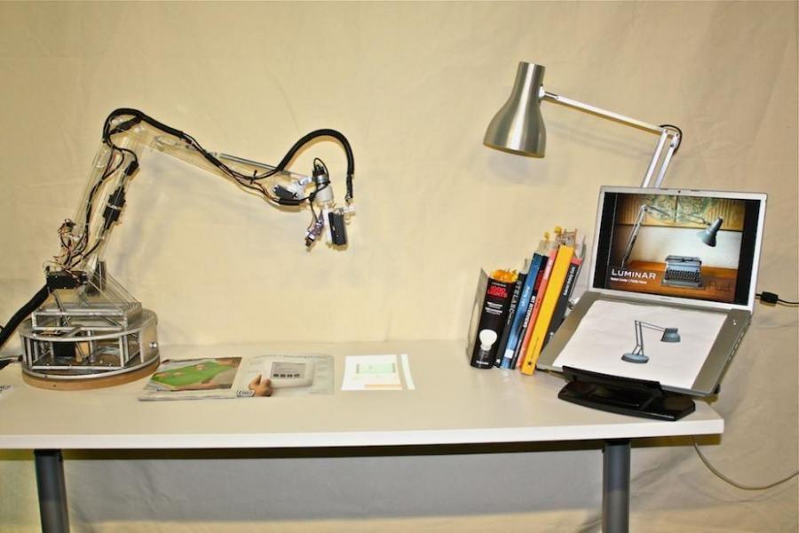 Convierte tu escritorio en una pantalla táctil