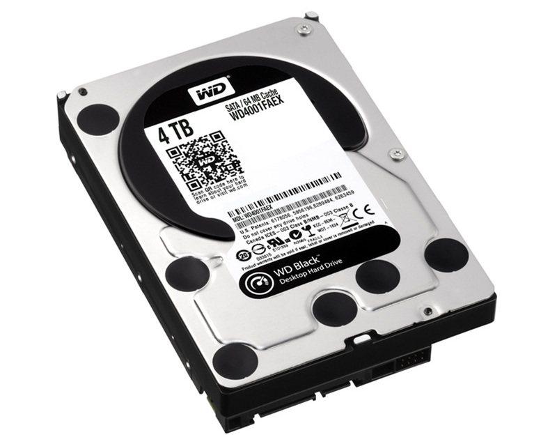 Western Digital: ¿Discos duros de cinco terabytes?