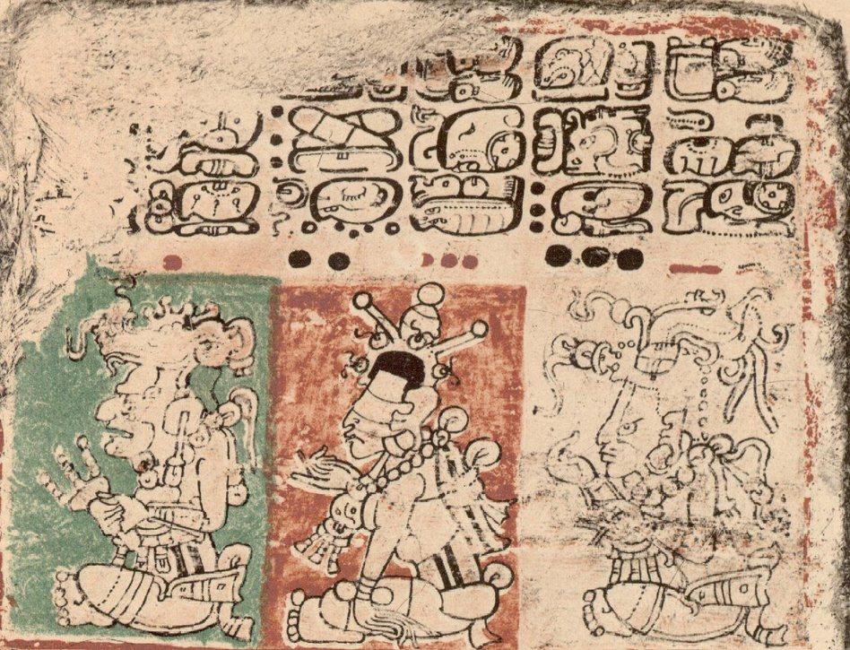 Las profecías mayas sobre 2012