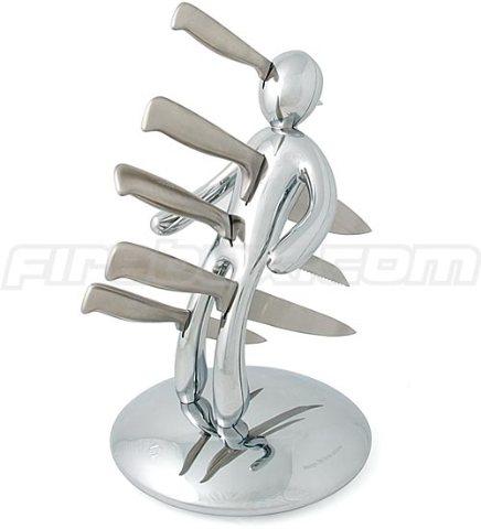 Porta cuchillos vudú
