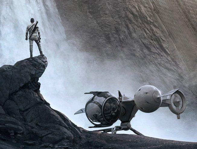 Oblivion: Lo nuevo de Tom Cruise en ciencia ficción (trailer)