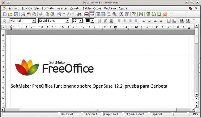 SoftMaker FreeOffice: Ofimática gratis hasta Navidad