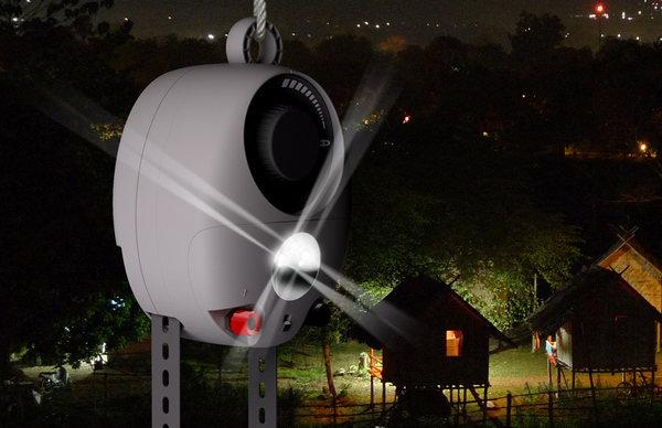 GravityLight: Luz por gravedad, sin batería