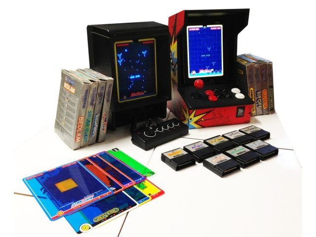 Vectrex Regeneration: Una Vectrex virtual en iPad
