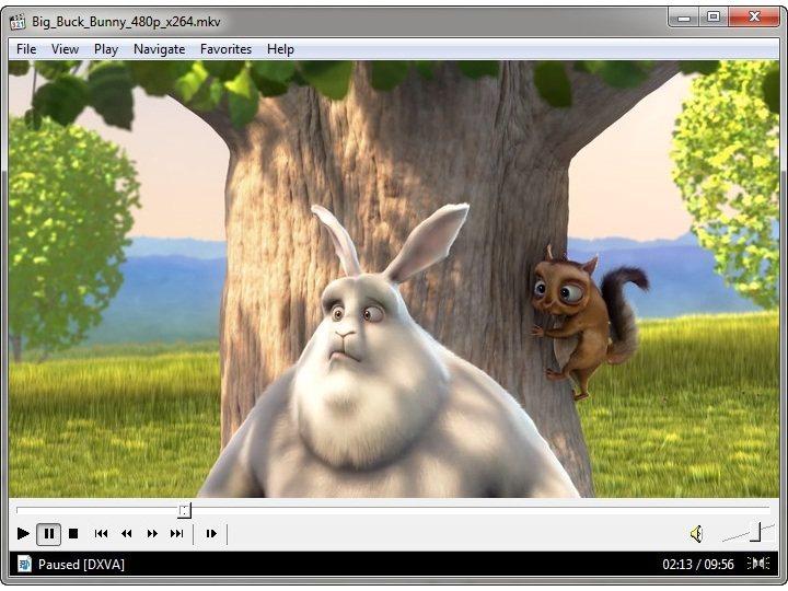 Media Player Classic Home Cinema: Nueva versión