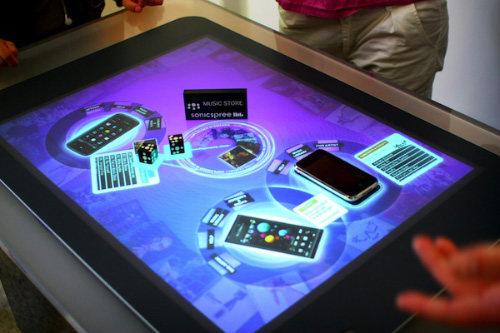 La nueva generación de interfaces de usuario