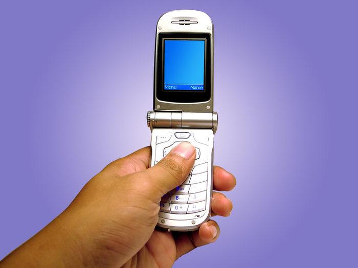 La primera foto enviada desde un teléfono móvil