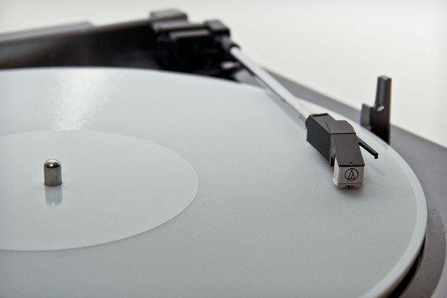 Discos de vinilo reproducidos por impresión 3D (vídeo)