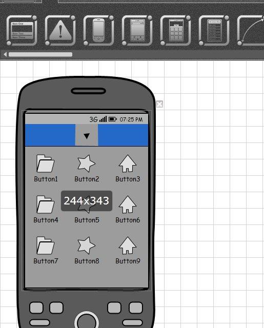 Crea maquetas de aplicaciones y páginas web para móviles y escritorio