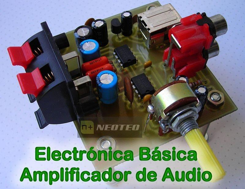 Circuito De Amplificador De Audio De 1000w Pdf : Electrónica básica amplificador de audio alimentado por