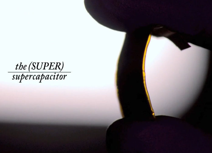 El Super Supercapacitor (vídeo)