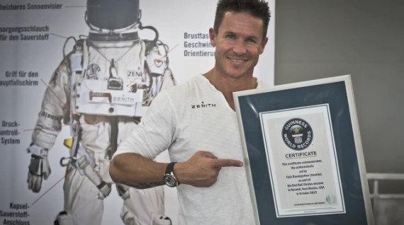 Los mejores récords Guinness de 2012 (vídeo)