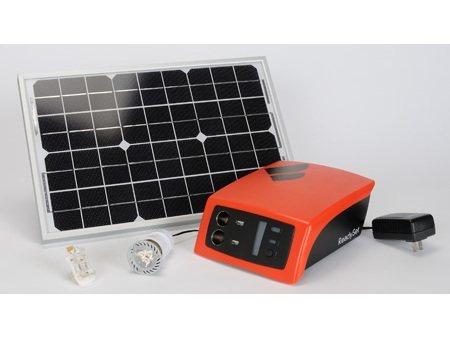 ReadySet: Cargador solar compacto (vídeo)