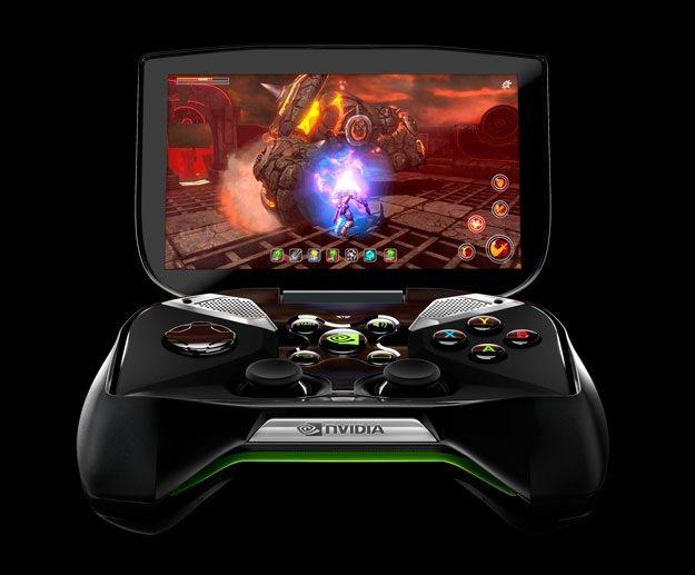 Nvidia Project Shield: Consola portátil con Tegra 4