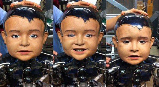 Diego-san: El bebé robótico que estudiará el aprendizaje de los niños