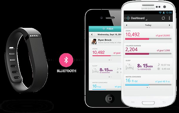 Fitbit Flex: Monitor de actividad física en forma de pulsera electrónica