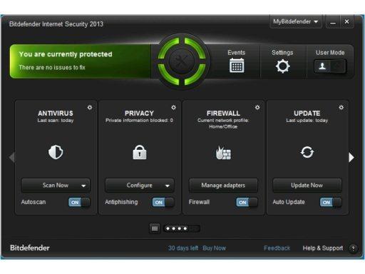 Bitdefender: El mejor antivirus de 2012
