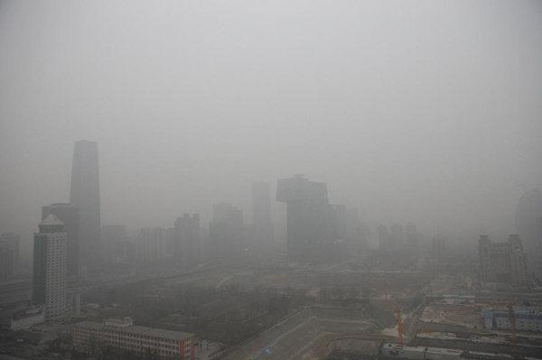La contaminación del aire está fuera de control (vídeo)