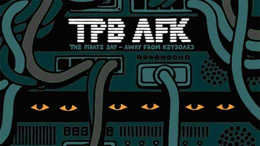 Documental The Pirate Bay - Away From Keyboard (Trailer)