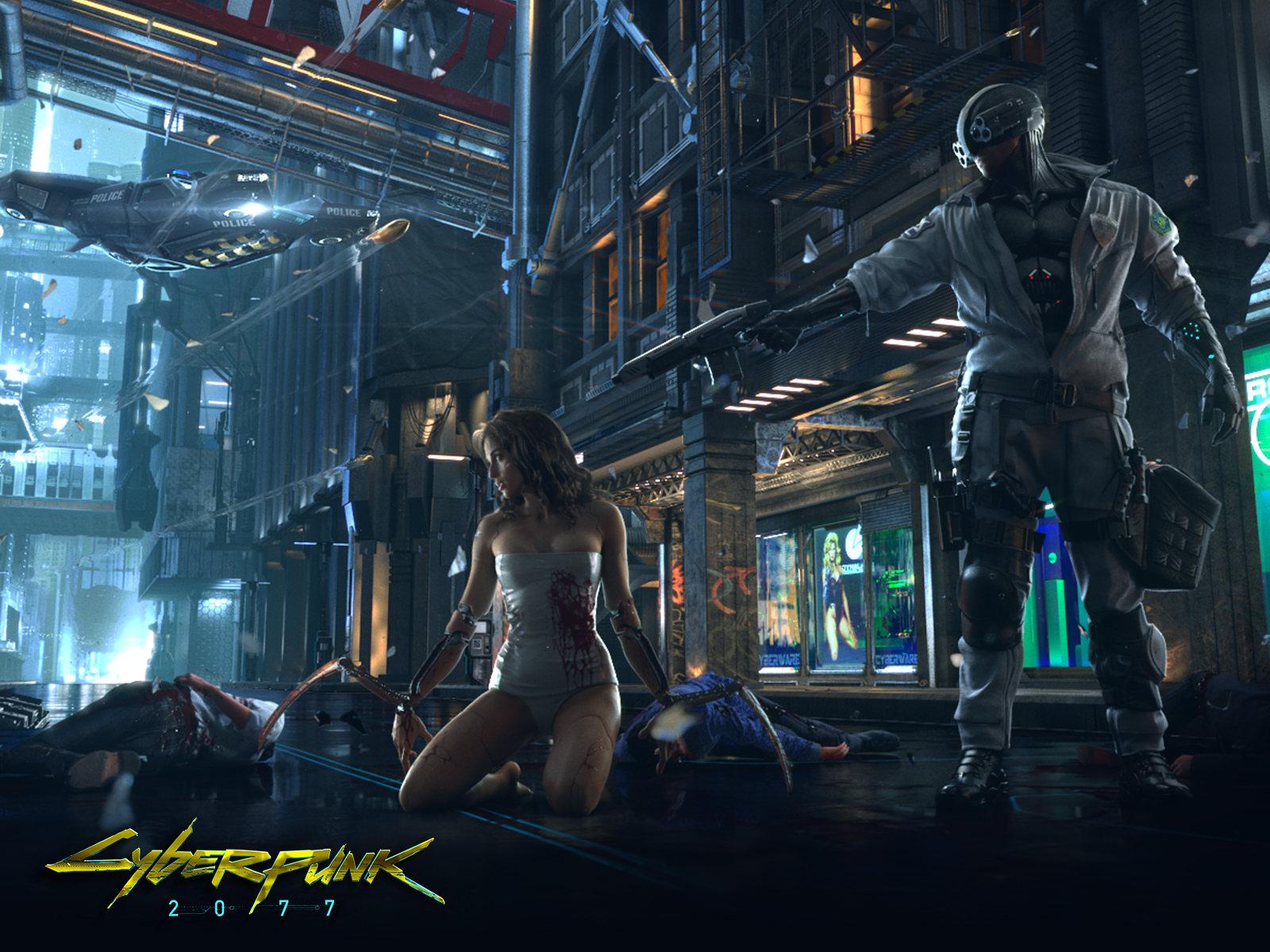 Cyberpunk 2077 (Trailer)
