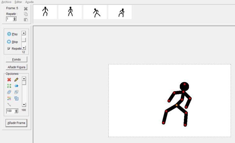 Pivot Animator: Crea animaciones con figuras de palo - NeoTeo