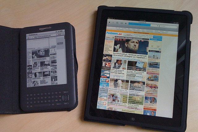 Send to Kindle: envía artículos de la web a tu Kindle