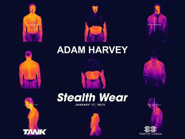 Stealth Wear: Ropa de sigilo para no ser reconocido