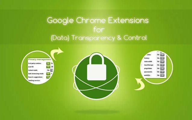 Privacy Manager: Configura fácilmente tu privacidad en Chrome