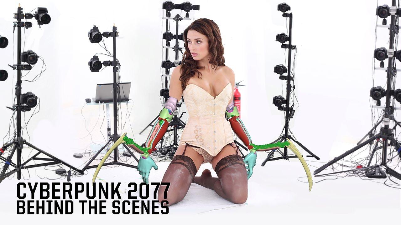 Cyberpunk 2077, el detrás de la escena
