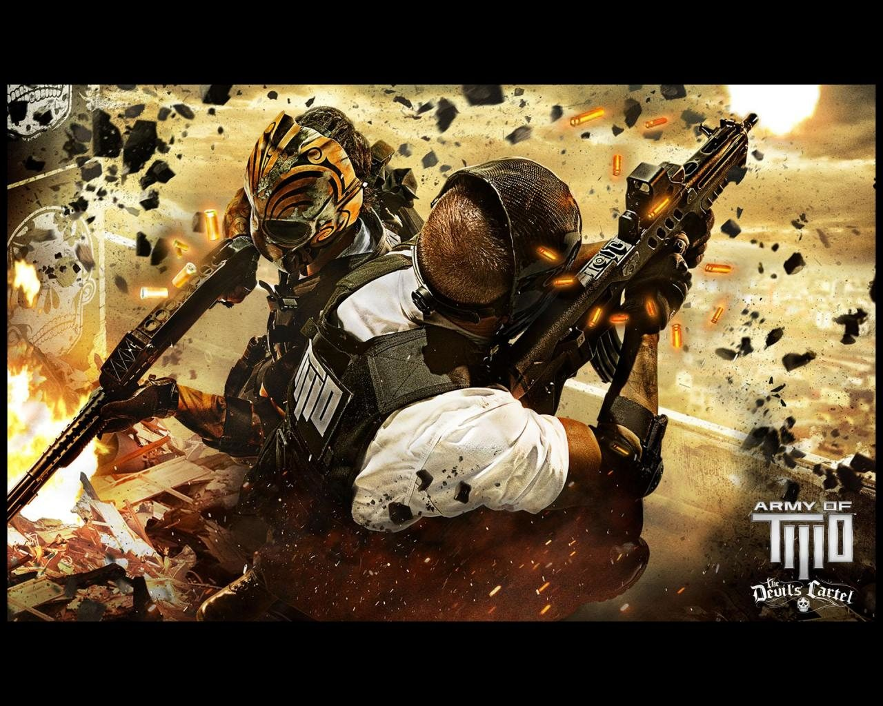 Army of Two: The Devil's Cartel (Trailers)