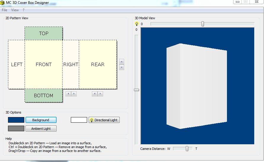 Cómo crear una caja de embalaje en 3D (packaging)