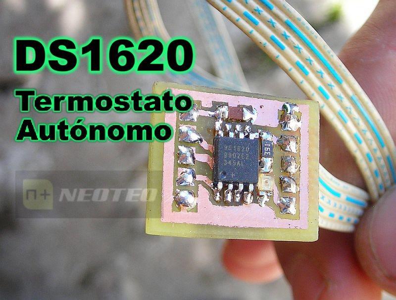 DS1620: Termostato Autónomo