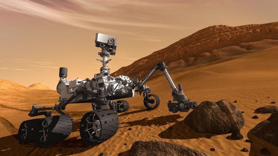 La NASA durante 2012 (vídeo)