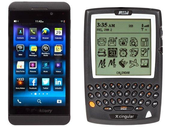 BlackBerry contraataca con nuevos smartphones y BlackBerry 10
