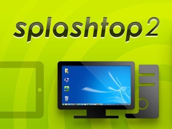 Splashtop 2: Acceso y control remoto en tu ordenador