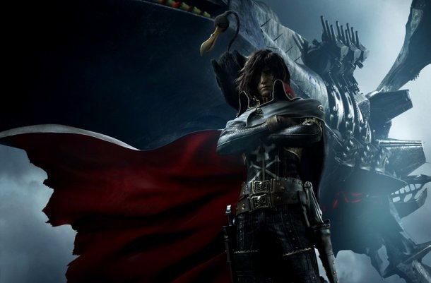 Captain Harlock: El regreso del pirata espacial (trailer)