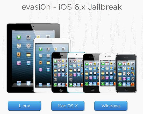 Jailbreak para iOS 6