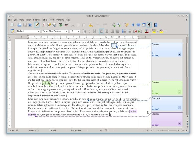 LibreOffice 4: Lo más importante