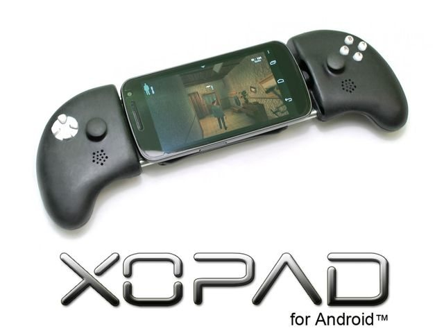 XOPAD: Un pad para smartphones Android