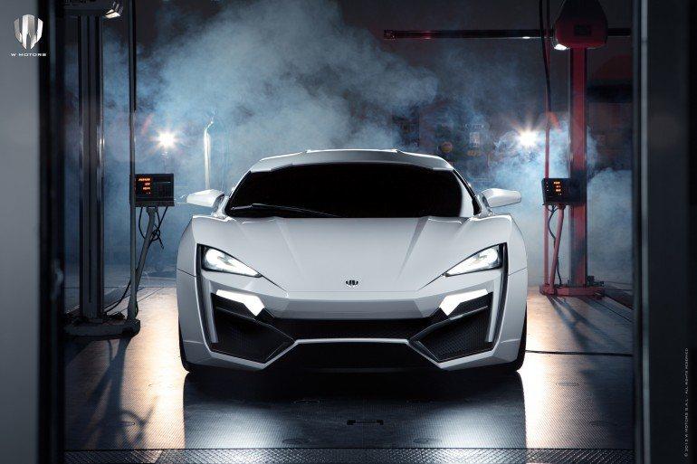 Lykan Hypersport: El coche más caro del mundo