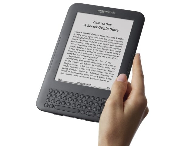 "¿Amazon comenzará a vender ""e-books usados""?"