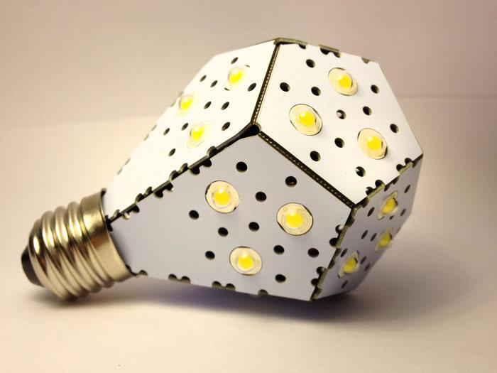 NanoLight: La bombilla LED más eficiente