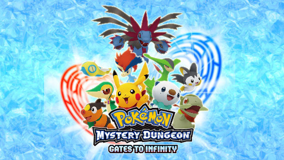 Pokémon Mystery Dungeon: Gates to Infinity (Trailer)