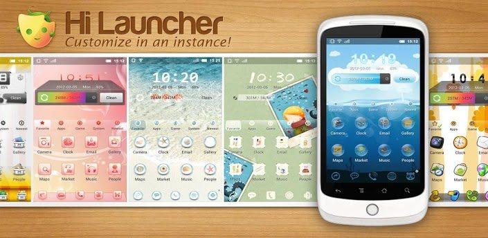 Los mejores Launchers gratuitos para Android