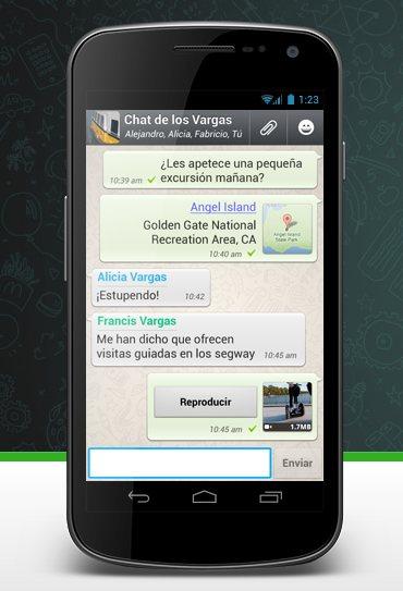 Alternativas a WhatsApp que no te pedirán dinero