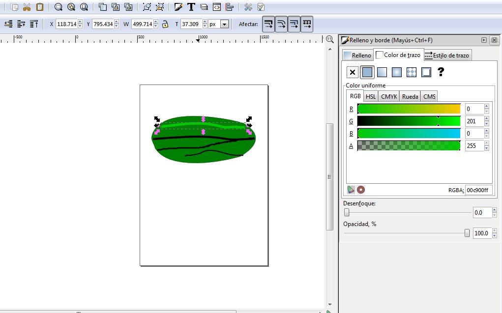 Cómo dibujar con Inkscape