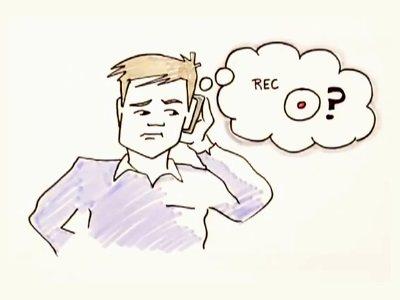 Burovoz: Grabación de llamadas con certificación